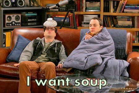 Big Bang Theory Soup